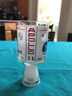 Apollo 11 collective glass for Sale in Henderson, NV