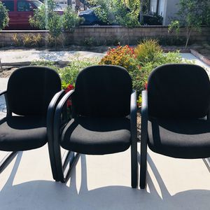 Comfortable office chairs $50 each,I have Three! for Sale in Los Alamitos, CA