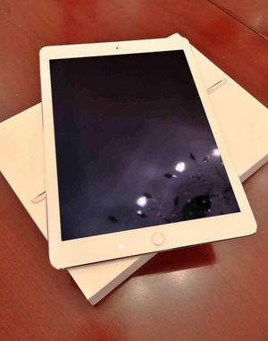 """Apple iPad Air-2// iCloud Unlocked (Wi-Fi ONLY Internet access) Usable with Wi-Fi """"as like nEW"""" for Sale in VA, US"""