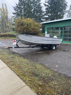Aluminum StarCraft for Sale in Aloha, OR