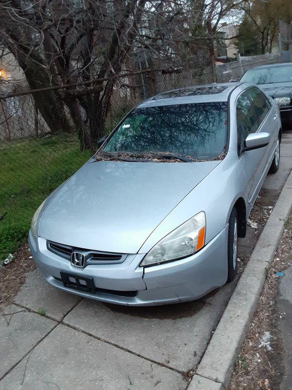 Honda Accord. V6 para pieza🔧🔞