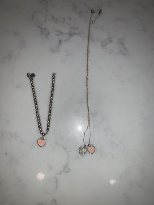 Tiffany & Co Matching Set for Sale in St. Louis, MO