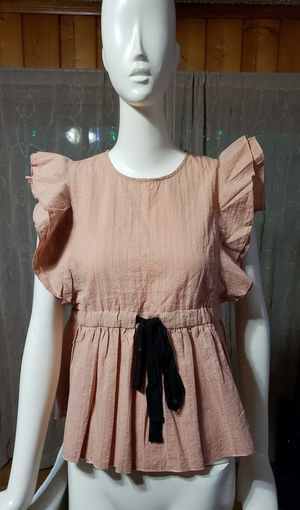 Dreamers Pink Blouse - Small for Sale in Hawthorne, CA