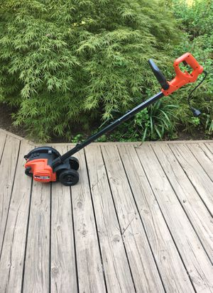 Black and Decker Edge Hog Straight Shaft Electric Edger/Trencher for Sale in Alexandria, VA