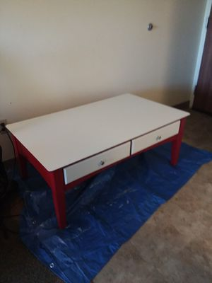 Large coffee table for Sale in East Peoria, IL