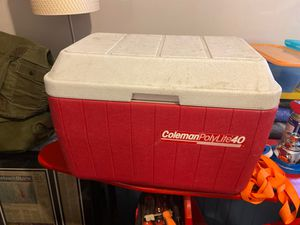 Coleman cooler for Sale in Columbus, OH