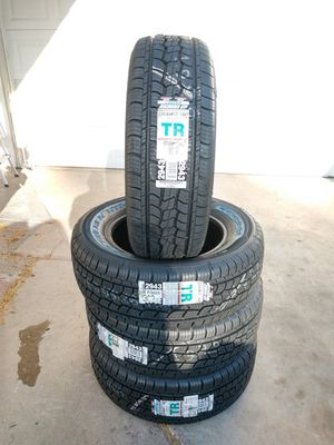 235/65r17 cooper discoverer htp new tires for Sale in Ontario, CA