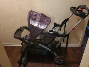 Sit and stand double stroller for Sale in Fort Worth, TX