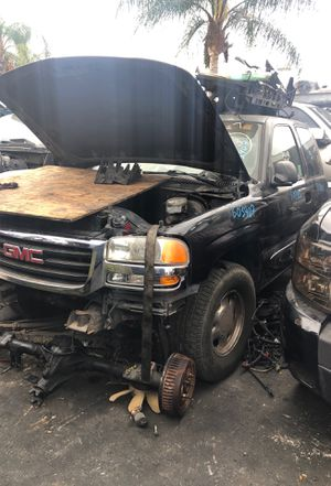 2003 Sierra gmc for parts Bk Auto Wrecking 14134 Garfield Ave paramount ca for Sale in Bellflower, CA