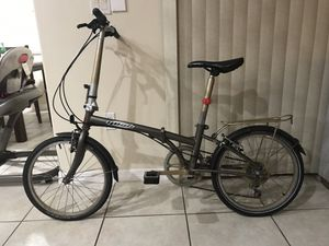 """Dahon folding bike 20"""" bicycle for Sale in North Port, FL"""