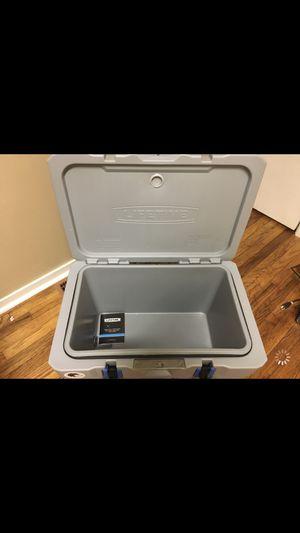 Lifetime 55 Quart High Performance cooler, grey for Sale in Marietta, GA