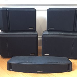Complete Bose Theatre Sound System for Sale in San Francisco, CA