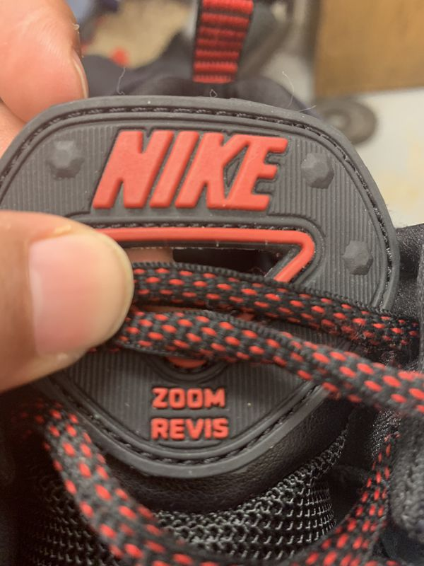 """d614b3af7f433 Nike Zoom Revis """"Red Snake"""" Sample size 11 - will trade for Sale in ..."""