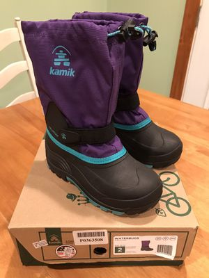 Winter boots, girls for Sale in Naperville, IL