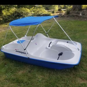 Sundolphin 5 Paddle Boat for Sale in Kent, WA