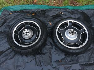 HARLEY DAVIDSON 2013 Street Glide OEM Wheels And Exhaust $125.00 Make offer. for Sale in US
