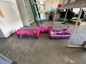 3 doll beds for Sale in Davenport, FL