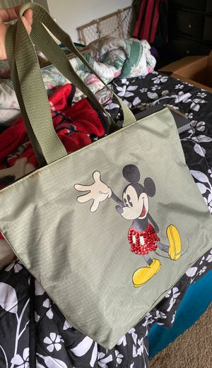 Mickey Mouse bag for Sale in Odessa, FL