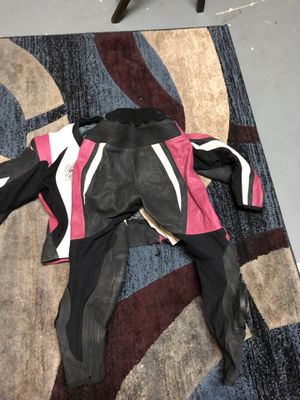 Motorcycle leathers and gear for Sale in Sugar Land, TX