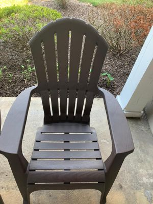 Patio chairs! Move out sale for Sale in Presto, PA