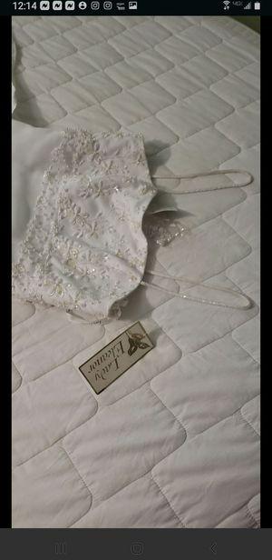 NEW wedding dress size 12 David's Bridal for Sale in El Mirage, AZ