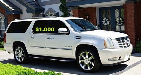 💚BEST-PRICE-SUV$1000 2OO8 Cadillac Escalade -CleanTitle for Sale in Indianapolis,  IN