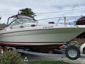 1994 Searay Sundancer 270 for Sale in Edmonds,  WA