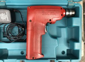 Vintage Makita 10mm Cardless Drill for Sale in CTY OF CMMRCE, CA