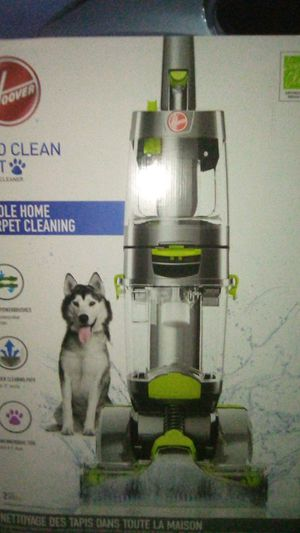 Hoover pro clean pet for Sale in Riverside, CA