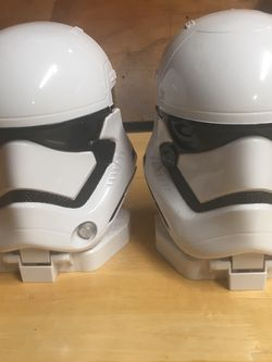 Storm Trooper Micro Mini Heads for Sale in Santa Ana,  CA
