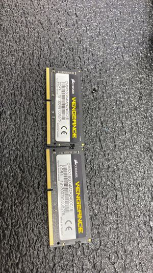 Qty 2 Ddr4 16gb 2400 gaming Laptop memory for Sale in Miami, FL