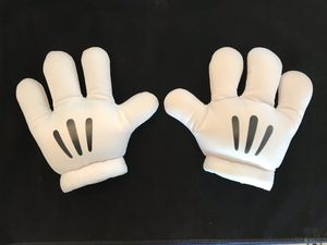 Disney Mickey Mouse Gloves for Halloween for Sale in San Bruno, CA