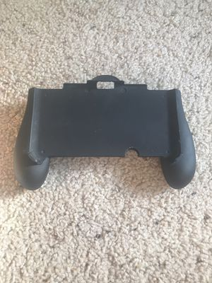 Cyber Gadget Rubber Coating Grip 2 Black For Nintendo New 3DS LL XL (Original Version) for Sale in Bellevue, WA