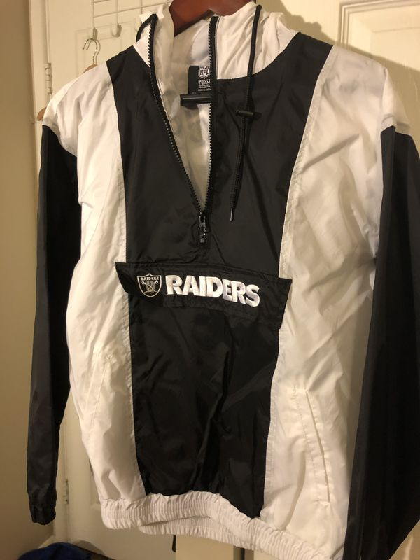 Raiders jacket/ hoodie