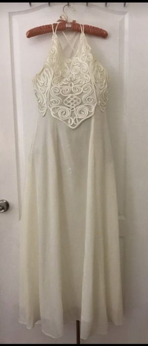 Formal White Dress for Sale in Miami Gardens, FL