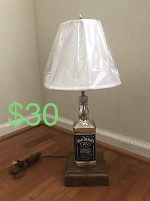 Jack Daniels bar lamp for Sale in Yorktown, VA