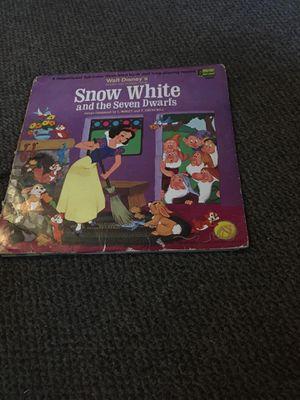 Snow White & the seven dwarfs for Sale in New Britain, CT