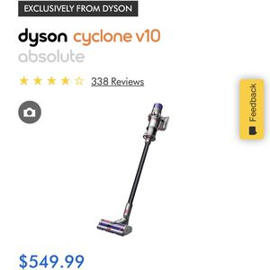 NEW! Dyson Cyclone v10 Absolute for Sale in Washington, DC