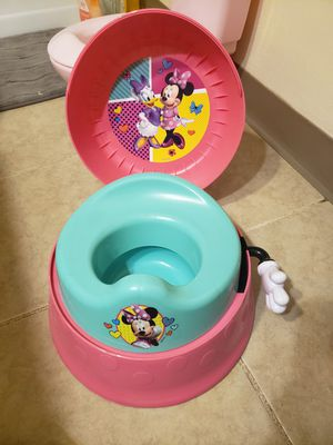 Minnie Mouse Training Potty for Sale in Penn Hills, PA