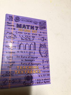 Teaching Textbooks - Math 7 for Sale in El Cajon, CA