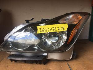 INFINITI G37 COUPE FRONT LEFT DRIVER SIDE HEADLIGHT for Sale in Fort Lauderdale, FL