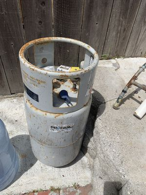Propane tank for forklift for Sale in Daly City, CA