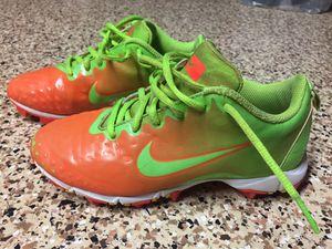 Nike Youth Baseball Football Cleats Size 3 for Sale in Boynton Beach, FL