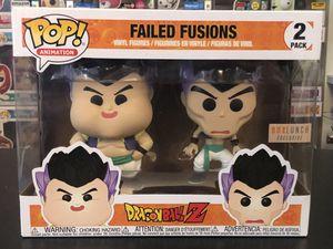 Funko Pop DragonBall Z Failed Fusion 2 Pack for Sale in La Palma, CA