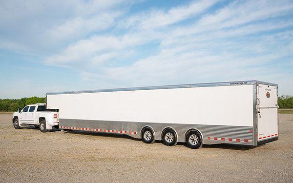 """48"""" BRAND NEW All Aluminum Sundowner Trailer $39k starting"""