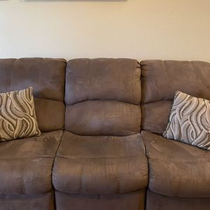 Couch and Recliner for Sale in Carlsbad, CA