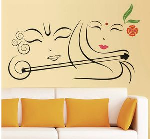 Radha krishna wall decal for Sale in Irving, TX
