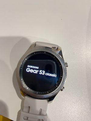 Samsung smart watch gear s3 classic for Sale for sale  Jonesboro, GA