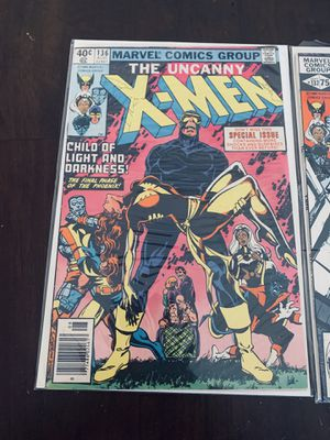 Uncanny X-men 136-137 for Sale in Chicago, IL