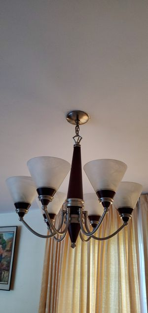 Overhead lamp/light fixture for Sale in Miami, FL